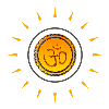 Hindu Temple of Lubbock logo small